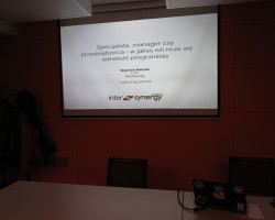 CodersDay - Wojciech Walczak / InterSynergy